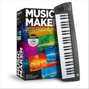 Music Maker 2015 Control [Windows]