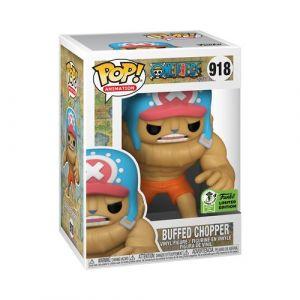 Funko Figurine Pop [Exclusive] One Piece : Buffed Chopper [918]