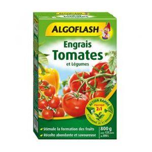 Algoflash Engrais tomates et légumes action rapide 800 g