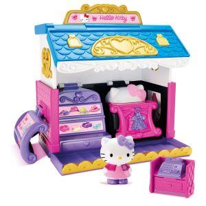 H.Koenig Salon de beauté transformable Hello Kitty