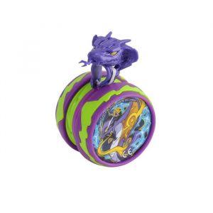 Auldey BLAZING TEAM Yo-yo Guerrier des Créatures Niveau 1 - Evil Serpent