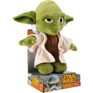 Peluche Star Wars Yoda (25 cm)