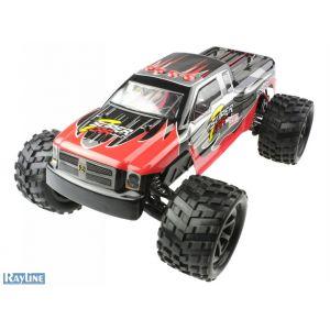 RayLine Monster Truck Super Car - Voiture radiocommandée 1:12