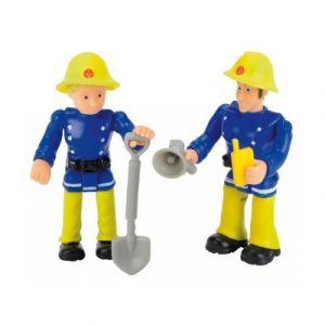 Smoby Figurine Sam le Pompier Duo de 2 figurines 7 cm