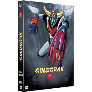 Goldorak - Box 5 - Épisodes 50 à 61 [Non censuré] [DVD]