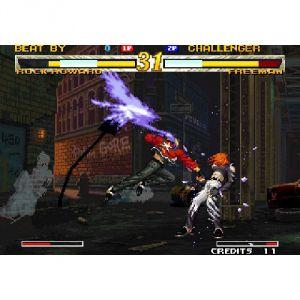 Classics Volume 4 : Garou Mow + Shock Troopers + World Heroes 2 Jet [Neo Geo X]