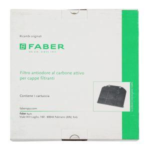 Faber 5403013 - Filtre à charbon pour hottes Instinct, Lineal, Volute et Prima