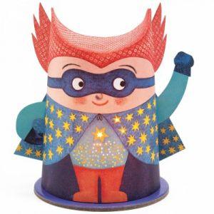 Djeco Mini veilleuse Mister Super