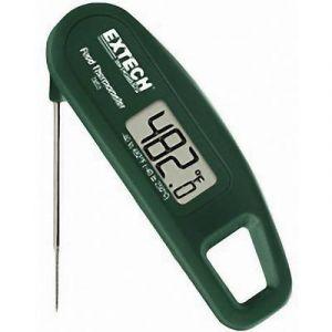 Extech Thermomètre de pénétration NSF einklappbares Taschenthermometer für Lebensmittel TM55 -40 à 250 °C