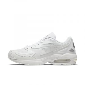 Nike Chaussure Air Max2 Light pour Homme - Blanc - Taille 44.5 - Male
