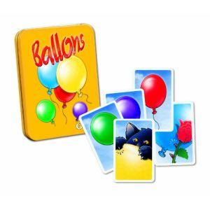 Gigamic Jeu de cartes Ballons
