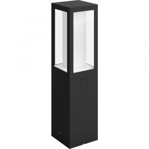 Philips lighting Hue Lampadaire extérieure LED (kit de démarrage) Impress LED intégrée 16 W RVBB