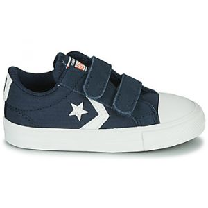 Converse Chaussures enfant STAR PLAYER 2V RIPSTOP - Couleur 20,21,22,23,24,25,26,20,21,22 - Taille Bleu