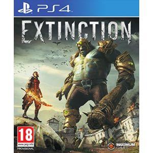 Extinction sur PS4