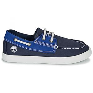 Timberland Chaussures enfant Newport Bay Boat Shoe TD - Couleur 31,32,33,34,35 - Taille Bleu