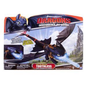 Spin Master Dragons : Krokmou cracheur de flammes