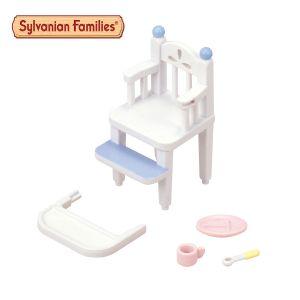 Epoch Sylvanian Families 5221 - Chaise haute pour bébé
