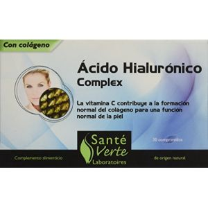 Sante verte Acide Hyaluronique 130 mg - 30 comprimés