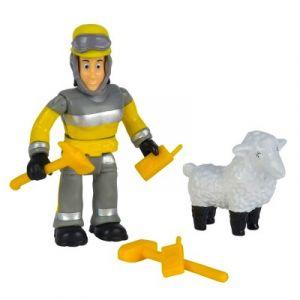 Smoby Figurines Sam le pompier Elvis & Toudou