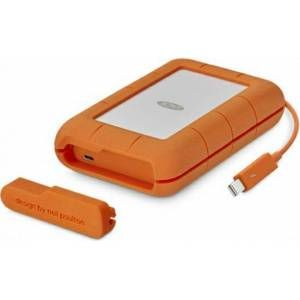 Lacie STFS4000800 - Rugged USB-C 4 To Thunderbolt USB 3.0