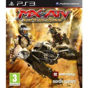MX vs. ATV : Supercross [PS3]