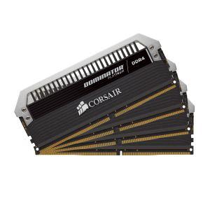 Corsair CMD32GX4M4A2400C14 - Barrette mémoire Dominator Platinum 32 Go (4x 8 Go) DDR4 2400 MHz CL14
