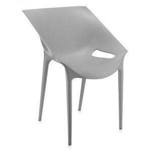 Kartell Dr. Yes - Chaise de jardin en plastique