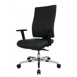 Topstar Chaise de bureau pivotante Profi Star 15 - Noir