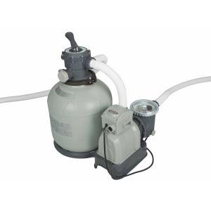 Intex 28652 - Filtre à sable 10 m3/h