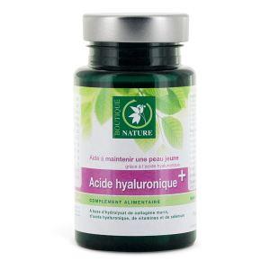 Boutique Nature Acide hyaluronique + : Aide à maintenir une peau jeune