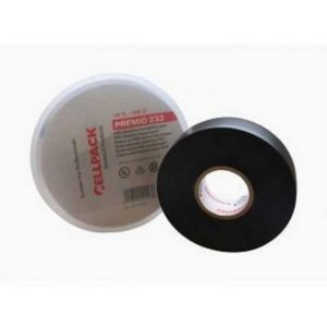 Cellpack Ruban isolant PVC - Noir