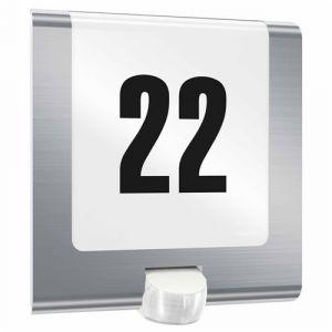 Steinel Luminaire de numéro de maison inox L220 détect IR