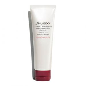 Shiseido Mousse nettoyante clarifiante