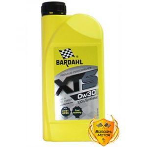 Bardahl Huile moteur XTS 0W30 Essence et Diesel 1 L
