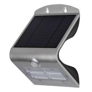 Brilliant AG Projecteur solaire LED 3.2W avec détecteur IP65 Dev