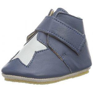 Easy Peasy Kiny Etoile, Chaussures de Naissance Bébé Garçon, Bleu (526 Denim/Inwi), 22-23