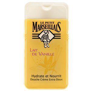 Le Petit Marseillais Gel douche vanille, flacon de 250 ml