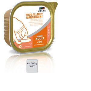Dechra Specific Chien CDW Food Allergy Management 6 x 300 grs
