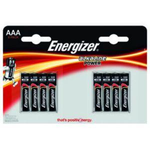Energizer Classic Aaa Lr03 (8 Pcs) Batteries et chargeurs