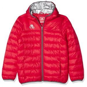 Kappa Dasio Padded Jacket - Red - Taille 6 Années