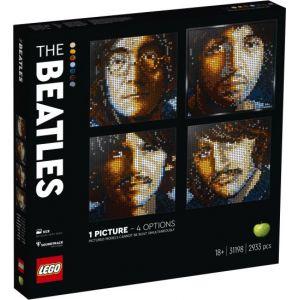 Lego The Beatles ART 31198