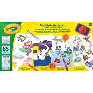 Crayola Coffret Multi-Activités