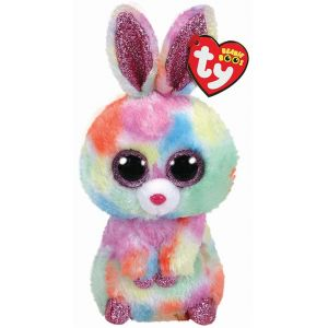 Ty Beanie Boo's - Peluche Bloomy Le Lapin 23 cm