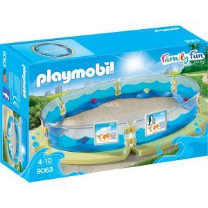 Playmobil 9063 Family Fun : Enclos pour les animaux marins