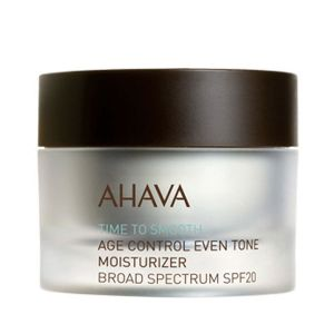 Ahava Time to smooth - Soin hydratant anti-âge teint parfait IP20