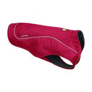 Ruffwear Manteau pour chien K-9 Overcoat rouge - Tailles S