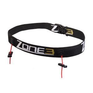 Zone3 Ceintures de course Race Belt With Gel Loops