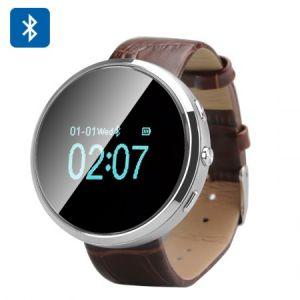 High-Tech Place D360 - Montre connectée Bluetooth à puce