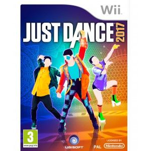 Just Dance 2017 sur Wii