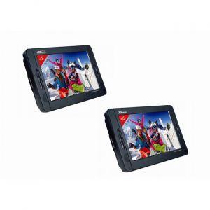 Takara 2 lecteurs DVD pour voiture VRT210